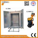 Forno elettrico del rivestimento della polvere con la macchina dello spruzzo Cl-800d-L2