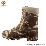 운동 Cement Military Camouflage Boots는을%s 가진 미끄러진다 Resistant Rubber (CMB006)를