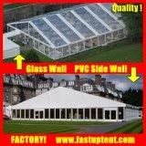 アルミニウム1000人の大きいビニール白い党テントの構造