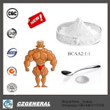 2:1 Bodybuilding de Bcaa de la potencia del suplemento de la nutrición de los deportes de la pureza del 99%: 1