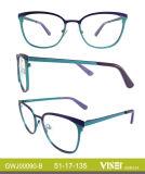 2016 de Nieuwe Optische Frames van de Manier van de Frames van het Metaal van het Ontwerp Optische (90-a)