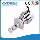 Lumière de tête de véhicule de H4 DEL