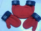 Горячие продавая связанные теплые приполюсные перчатки/Mittens ватки