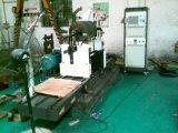 Machine de équilibrage horizontale de commande par courroie de double plan de coussinet dur de série d'HB