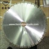 Lámina de corte del diamante CB-4 para la losa 350-600m m del granito