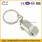 2016 metal por atacado Keychain da forma do carro da forma 3D, Keyring do carro