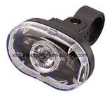 Indicatore luminoso anteriore bianco della bicicletta da 0.5 watt LED (HLT-136)