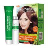 Cor cosmética do cabelo de Tazol Colornaturals (Borgonha) (50ml+50ml)