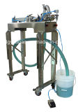 Free Flowing Liquidsのための半自動Piston Beverage Filling Machines