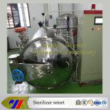De Retort van de Sterilisator van de autoclaaf met de Automatische Controle van de Druk en van de Temperatuur