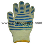 Nuevo guante de cocinar, guantes de la cocina, guante de Nomex