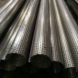 Pipe de trou de poinçon d'acier inoxydable de qualité
