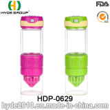 bottiglia di acqua d'infusione calda della frutta fresca di vendita 20oz, bottiglia di acqua di vetro di Infuser (HDP-0629)