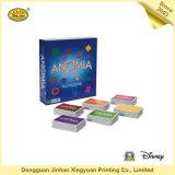 Anomia-Kraftpapier-Druckpapier-Kartenspiel für Kinder (JHXY-CG0007)
