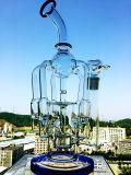 最も新しい再資源業者のタバコのガラス煙る配水管
