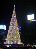 Decorazione di festa della via dell'indicatore luminoso dell'albero del LED