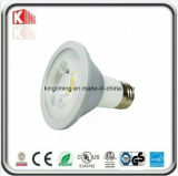 7W LED PAR20 Dimmable LED 전구 600lm 36 도