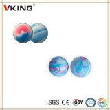 Personalizado Gravado China Made Silicone Rubber Lacrosse Ball