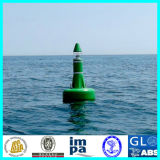 Fuente de la boya de la marca de la navegación de marina