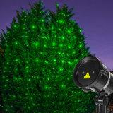 옥외 Laser 영사기 크리스마스를 점화하는 옥외 크리스마스 파티 Laser를 점화하는 방수 정원 Laser