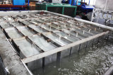 Planta do fabricante da fatura de gelo do bloco da tecnologia avançada 10tpd de Focusun