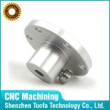 機械で造るCNCによる精密管付属品アルミニウム部品