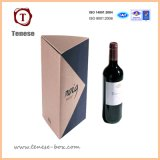 Lid를 가진 서류상 Display Wine Packaging Box