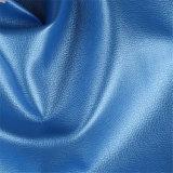 A resistência de abrasão elevada Pele-Imitou o couro artificial do PVC para a fabricação da mobília