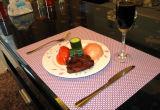 Qualitäts-Tabellen-Matte preiswertes wasserdichtes Oilproof Placemat