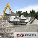 Nuovo frantoio concreto portatile 2016 con grande capienza
