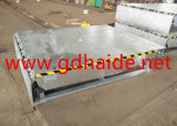 熱いDIP Galvanized Hydraulic Dock Leveler (6FT*8FT)