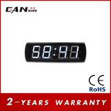 [Ganxin] популярная специальная конструкция! Цифровые часы дюйма СИД переключателя 4 дистанционного управления