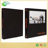 2016 impressões baratas de gravação do livro da foto do Hardcover, livro de Hardcover com impressão Offset