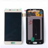Écran LCD chaud de Selling avec Touch pour Samsung Galaxy S6