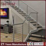 Самомоднейшие поручни нержавеющей стали безопасности дома для лестниц (DMS-B2210)