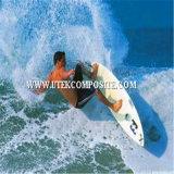 1522 panno della vetroresina di bianchezza di stile 4oz per il surf