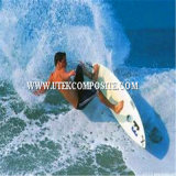 vetroresina del panno della vetroresina di bianchezza 4oz per il surf
