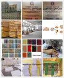 Sofà di legno del tessuto per la mobilia del salone impostata (D987B)