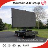 공장 가격 P6 SMD 옥외 풀 컬러 LED Adviertising 스크린