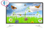 affichage à cristaux liquides DEL TV de C.C 12V 24 pouces pour le Cameroun