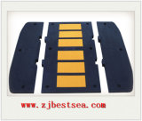 Rubber Road 3 Feet Reflective Speed Hump (DH-SP-2)