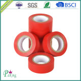 Kundenspezifische elektrische rote isolierende Belüftung-Band-Rolle
