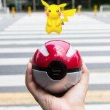 Die erste Generation des Karikatur-aufladenschatzes von Pokemon gehen Energien-Bank