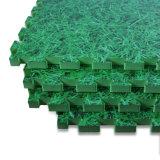 Anti couvre-tapis à niveau élevé de jeu d'enfants de mousse de plancher de glissade d'EVA