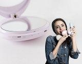 대중적인 디자인 휴대용 손 온열 장치 재충전용 메이크업 미러 힘 은행