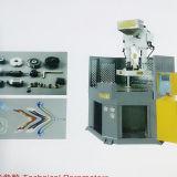 Vertikale Spritzen-Maschine für Schuh-Sohle PP&PVC&Hppe