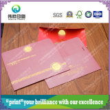 Fabbrica New 2016 Design Wedding Invitation Greeting Card con Envelope