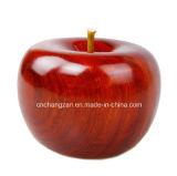 Подарка рождества Apple красного Sandalwood Африка корабли собрания Lobular Handmade деревянные