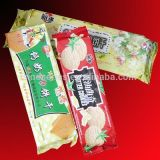Pet/PE Cookie Packaging Bag mit Factory Supply
