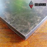 Каменная алюминиевая составная панель для напольного